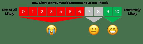 Net Promoter Score (NPS) Example