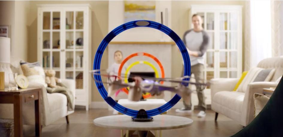 Pergo Floors – Brand Campaign: Drone Pilot