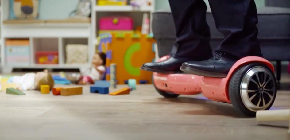 Pergo Floors – Brand Campaign: Skater Dad