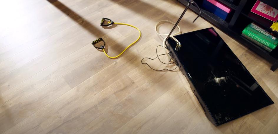 Pergo Floors – Brand Campaign: FitFail