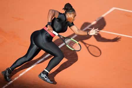 Serena Williams Nike Catsuit